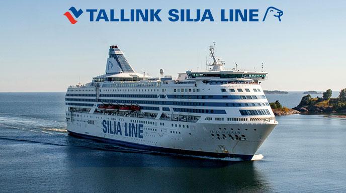 Tallink Silja till Finland