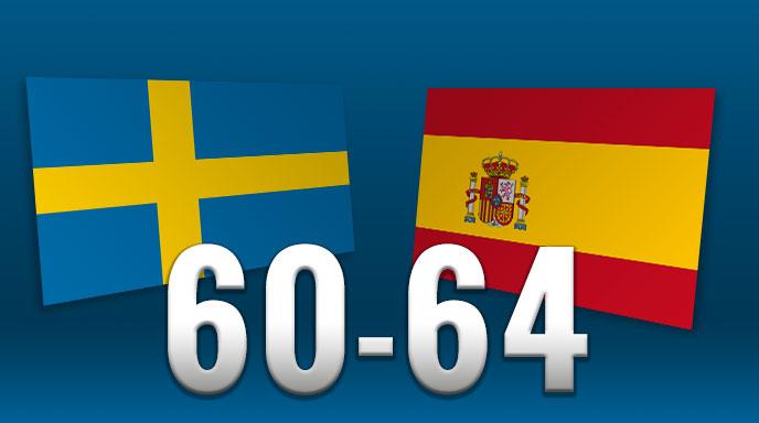 Sverige Spanien EM 2015